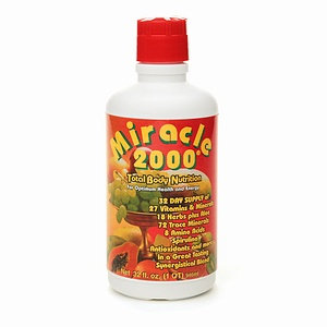 Century Systems Miracle 2000 Total Body Nutrition Liquid