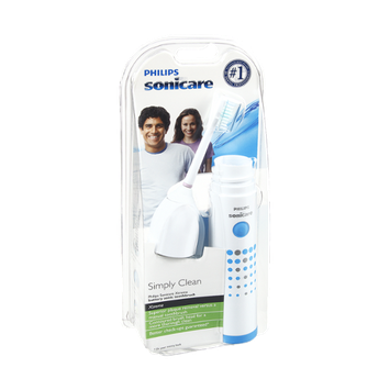 Philips Sonicare Simply Clean Extreme Battery Sonic Toothbrush