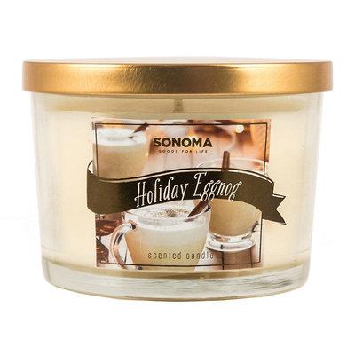 SONOMA Goods for Life™ Holiday Eggnog 4.8-oz. Jar Candle, Multicolor
