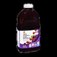 Ahold 100% Cranberry Grape Juice Blend