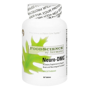 FoodScience of Vermont Neuro-DMG Dietary Supplement Tablets