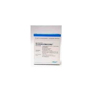 Heel/bhi Heel - Selenium Homaccord oral vials