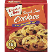 Duncan Hines Family Recipe Chocolate Chip Cookies