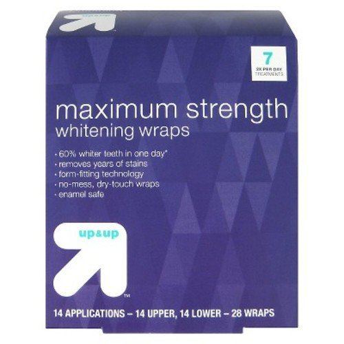 Tooth Whitening System 14 ct - up & up™
