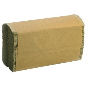 SkilCraft Paper Towel, Recycled, C-Fold, 10-1/4