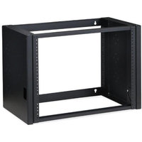 Kendall Howard 8U Pivot Frame Wall Mount Rack