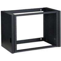 Kendall Howard 8U Pivot Frame Wall Mount Rack