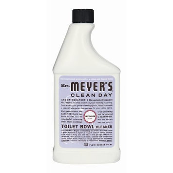 Mrs. Meyer's Clean Day Toilet Bowl Cleaner, Lavender, 32-Ounce Bottles (Case of 6)
