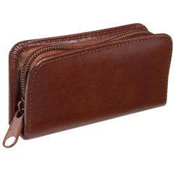 Emporium Leather 665-BT-AR Royce Leather Aristo Mini Manicure Set - British Tan