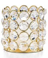 Leeber Gold Sparkle Votive