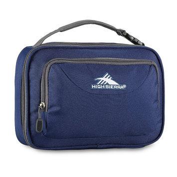 High Sierra Single Compartment Lunch Bag, Blue
