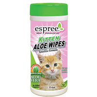 Espree NGCKW Kitten Wipes