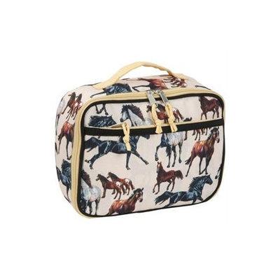 Wildkin Horse Dreams Lunch Box - Brown