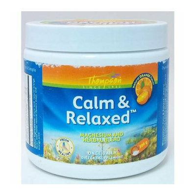 Thompson Nutritional Calm and Relaxed 300 grams