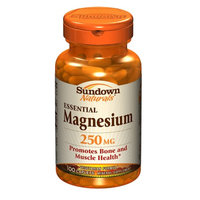 Sundown Naturals Essential Magnesium