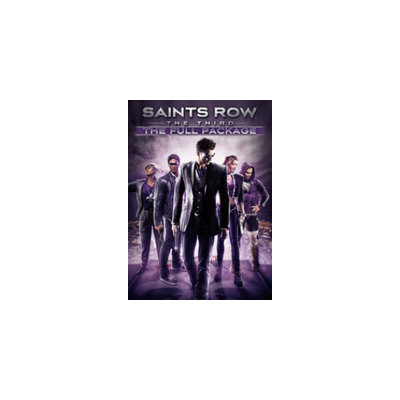 Volition Saints Row: The Third - The Full Package