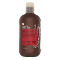 Pangea Organics Hand & Body Lotion, Chilean Red Clover With Geranium & Grapefruit, 8.5-Ounce Bottle