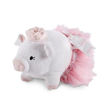 Baby Aspen Girls Princess Penelope Plush Plus Pig with Bloomer