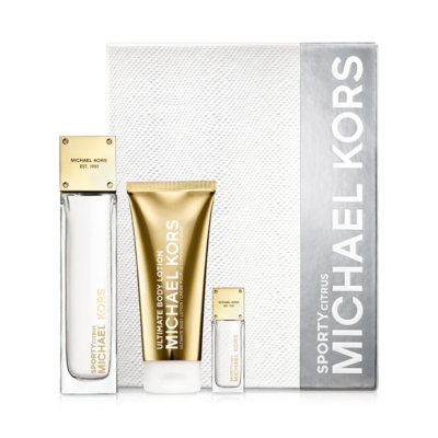 Michael Kors Sporty Citrus Gift Set