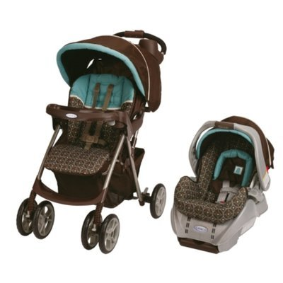 Graco Spree Travel System; classic SnugRide 22