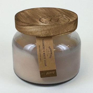 Hawkwood 6.1-oz. Cashmere & White Cedar Candle Jar, Grey