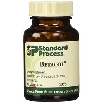 Standard Process Betacol 40 Capsules