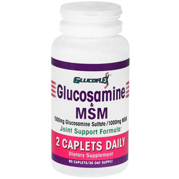 Glucoflex Glucosamine & MSM, 60 Caplets, Windmill Health Products