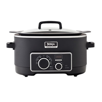 Euro Pro Ninja 3-in-1 Cooking System, Black