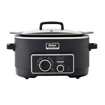 Euro Pro Ninja 3-in-1 Cooking System, Black