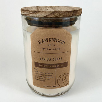 Hawkwood 13.9-oz. Vanilla Sugar Wine Candle Jar, Multicolor