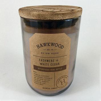 Hawkwood 13.9-oz. Cashmere & White Cedar Wine Candle Jar, Grey