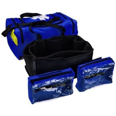 Prima Care Medical Supplies Primacare KB-4135-B First Responder Bag, 9