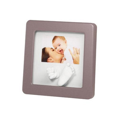 Baby Art FR016TAP Photo Sculpture Frame - Taupe
