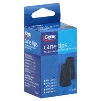 Carex Health Brands A71900 Black Tips .88 in.