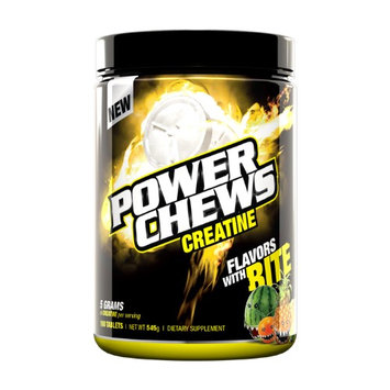 Power Chews Creatine 180 Tablets