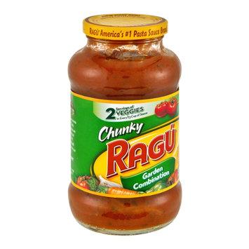 Ragu Chunky Garden Combination Pasta Sauce
