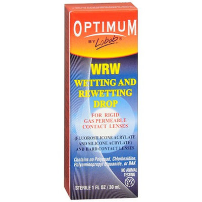 Lobob Optimum Wetting and Rewetting Drops