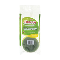 Libman Soap Dispensing Scrubber Refill - 2 CT