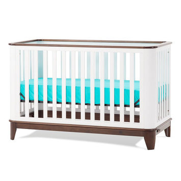 Foundations Worldwide Child Craft Studio 4-in-1 Lifetime Convertible Crib