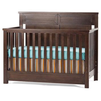 Foundations Worldwide Child Craft Abbott 4-in-1 Lifetime Convertible Crib