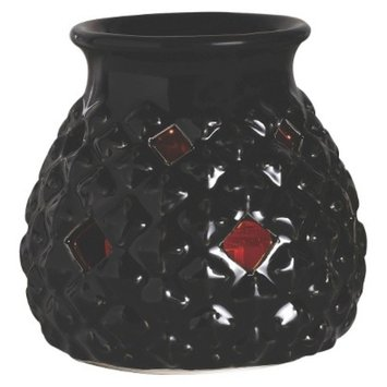 Westinghouse Wax Free Warmer Set-2 Extra Fragrance Disks included - Black Diamond