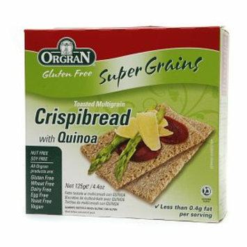 Orgran Multi Grain Crisprbread with Quinoa