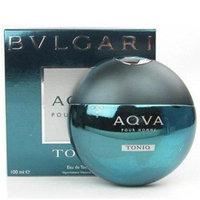 Bvlgari Aqva Toniq Men Eau-De-Toilette Spray by Bvlgari, 3.4 Ounce