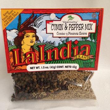 La India Packing Company La India Cumin-Pepper Mix 1.5oz