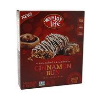 Enjoy Life Soft Baked Decadent Bars, Cinnamon Bun, 5 ea
