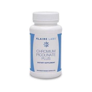 Klaire Labs - Chromium Picolinate Plus 100 caps [Health and Beauty]