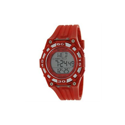 Sopra Beatech Red Heart Rate Monitor with Alarm Clock Watch
