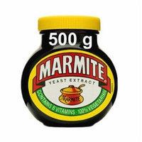 Marmite Yeast Extract, 17.6-Ounce Jumbo Bottle (Pack of 2)