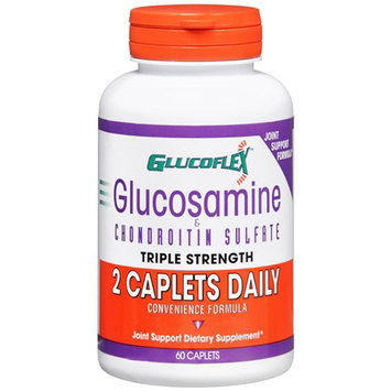 Glucoflex Glucosamine & CSA 3X, 60 Caplets, Windmill Health Products