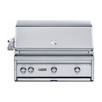 Lynx Grills Inc Lynx 36 in. Built-In Grill with Rotisserie